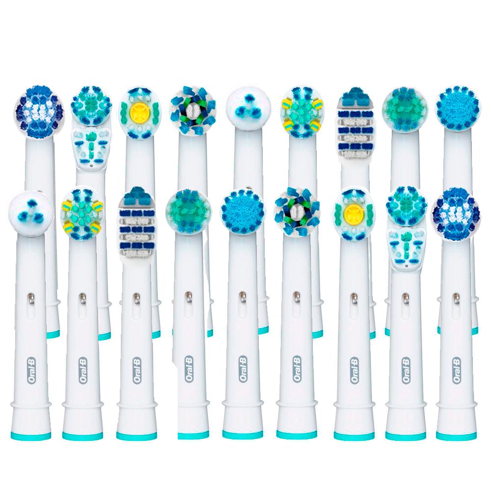 Виды электрических зубных щеток — Советы как правильно выбрать щетку?